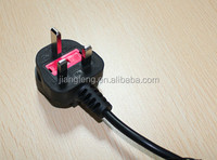 UK power lead for computer BS power cord
