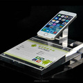 cheap price clear shop retail acrylic phone stand, alibaba china countertop acrylic mobile phone holder
