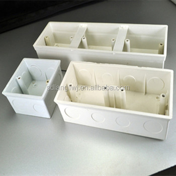 good quality wall box with white color