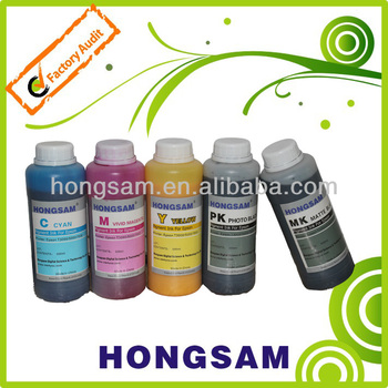 Hongsam pigment ink for Epson SureColor SC-T3000 T5000 T7000
