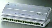 16-port 10/100Mbps Dual-speed Hub