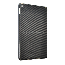 China hot sale 2015 100% real carbon fiber cover case for apple ipad air 2 64gb