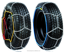 KNS 9MM Snow Chains with TUV/GS and On-norm V5117