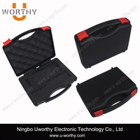 high quality hard PP plastic case with customized eva packing foam