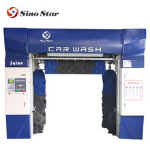 automatic rollover tepo-auto car wash machine for sale C7