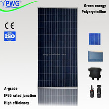 PWG A-grade 300w PV Solar Panel Module with IP65 Rated Junction Factory Direct Price