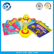 Wholesale children educational toys english talking pen books