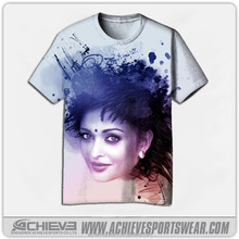 manufacture sourthern lady t shirt with trendy