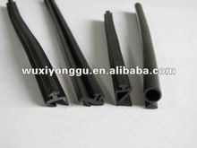 Glass rubber seal gasket