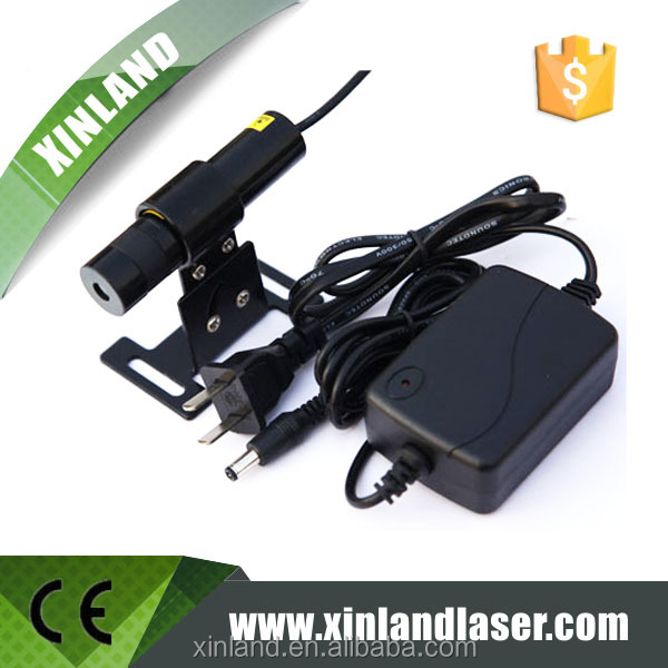 High quality long duration time cross/line laser module of CE and ISO9001 standard