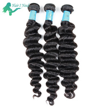 Hot Selling Loose Deep Wave Indian Natural Healthy Hair Photos for Girl in Italy