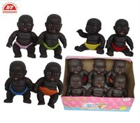 ICTI toy manufacturer custom make your own talking black baby doll