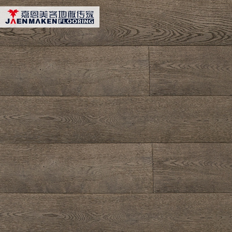 Cheap Sale Engineered Wire Brushed Multilayer Oak Timber Wood