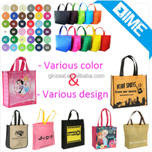 Wholesale Non Woven Shopping Bag Tote Bag For Promotion