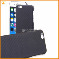 high quality real carbon fiber cover case for iphone 6