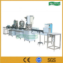 full automatic PLC Controlled Bottle Filling Machine/hot selling filling machine,small bottle filling machine