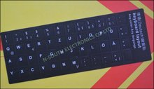 Germany Keyboard Sticker Set by Editors Keys