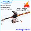 China Top Quality !! digital underwater camera fishing rotated underwater camera Real Color