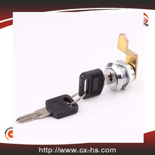 HS102 High quality zinc alloy die-cast housing and cylinder hardware fitting apartment post cabinet cam lock