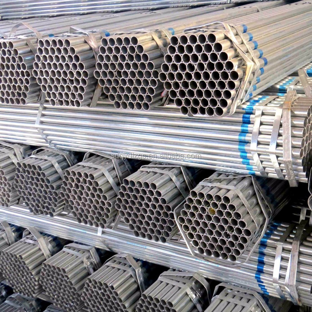 NB50X2.3MM AS1163 Hot dip galvanized <strong>steel</strong> pipe