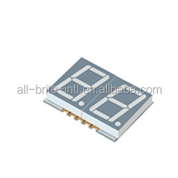 Double Digit White LED SMD Display