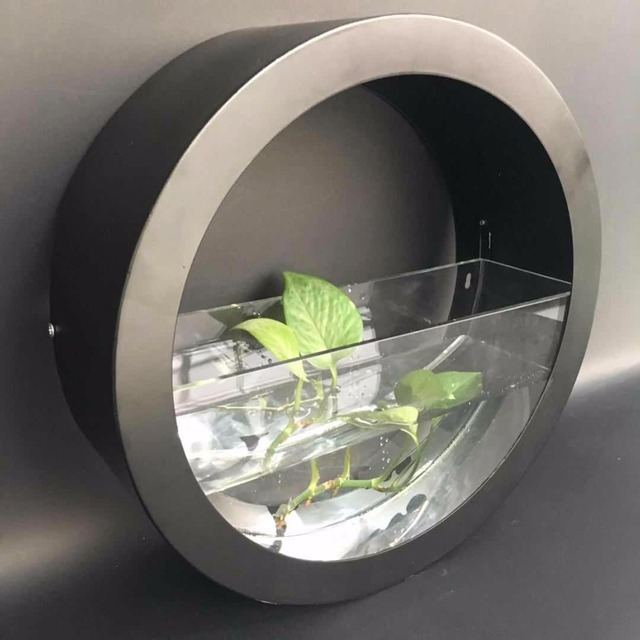Wholesale waterproof crystal clear acrylic water planting box for sale