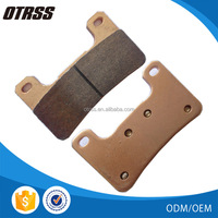 Motorcycle Double-H Sintered Brake Pads FA379HH for Suzuki DL1000A VZR 1800 GSX 1300