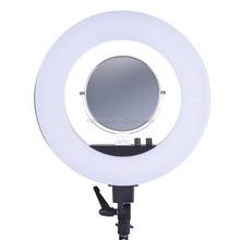 circle ring light lamp 48w 480pcs led beads 3200-5600k dimmable circle lights for DSLR camera 18inch fill-in light cy-r50l