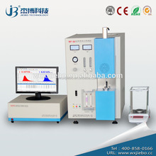 Coal sulfur analyzer for High Manganese Steel