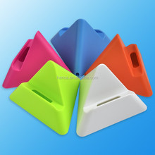 Hottest Colorful Plastic gift under 1 dollar mobile holder for iPhone iPad