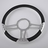 14 Billet Steering Wheels Half Wrap