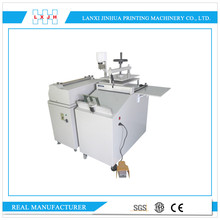 HL-PA02R Creasing, Hot Gluing, Photo mounting and Pressing in one machine Photobook making machine