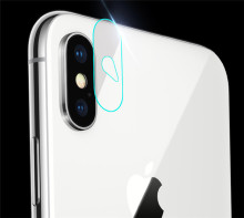 Hight quality mobile phone back camera glass lens for iPhone X 10