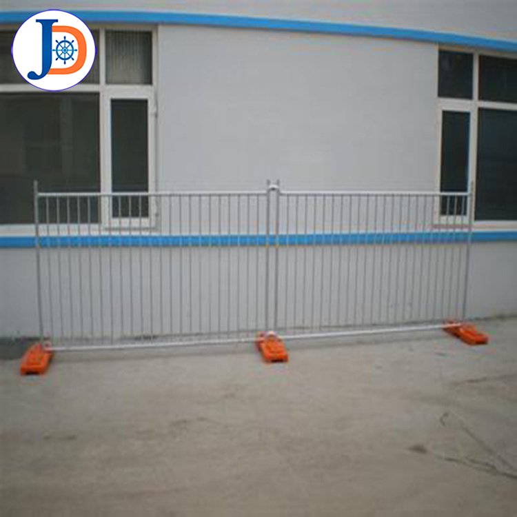 Heavy gauge 3d white vinyl coated welded wire fence for boundary