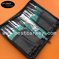 Top Best KLOM 32 pin lock pick open doors tools with high quality