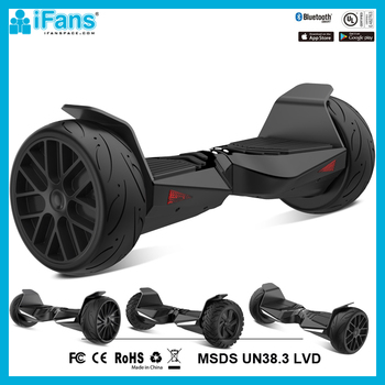 ALL-terrian hoverboard scooter 15km/hour 800W hoverboard