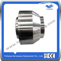 Flexible stainless steel rotary pipe joint
