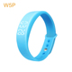 Waterproof custom music smart bracelet 3d pedometer sport wrist watch for kids training