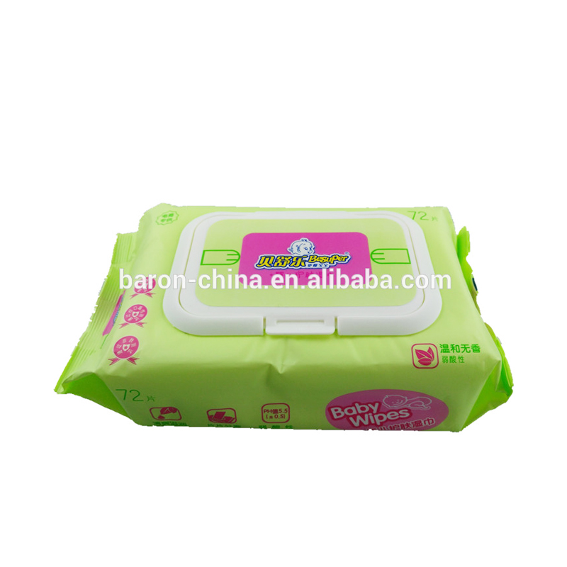 Disposable easy wet wipes