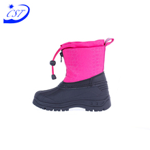 Eco-Friendly Professional Cheap Snow Kids Winter Boots