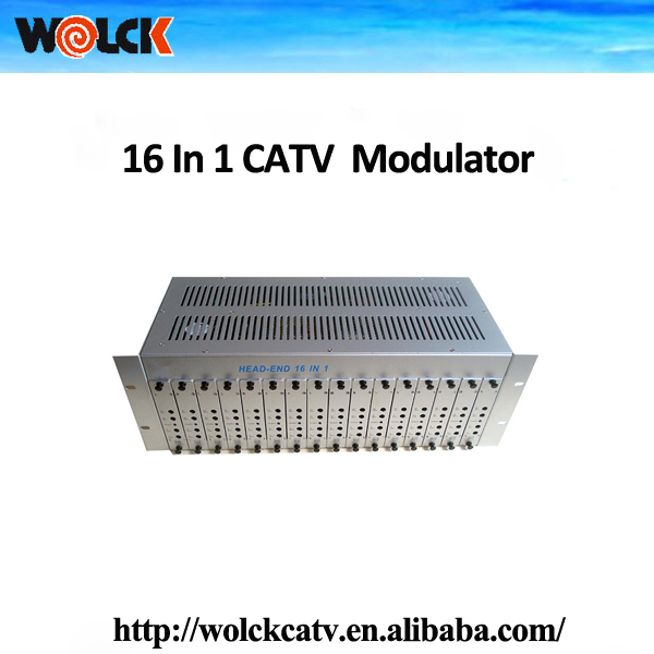 Hot selling PAL B/G or NTSC catv modulator with good price
