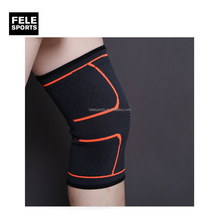Superior Flex Pro Athletes Recovery Knee Support Sleeve,Knit Solid Fitness Compression Brace,Pain Relief from Arthritis and Join