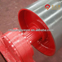 Cement conveyor bend pulley,Return pulley for cement conveyor manufacturer
