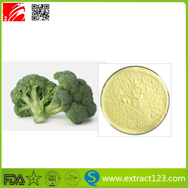 Regulate Hypertension Broccoli Seed Extract Sulforaphane 6%