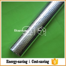Aluminum foil bubble insulation hot water pipe insulation