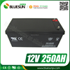 VRLA solar GEL battery 12v 200AH with Best Price