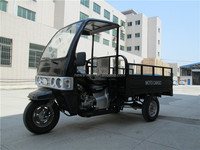 150CC Front Cabin 3 Wheel Motor Cargo Motorcycle with Cabin
