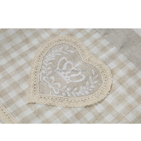 033 New design embroidery india fabric curtain