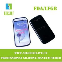 New arrival!!!!!!! silicone case mobile accessory for Samsung
