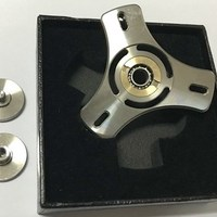 CNC Machine Hand Spinner R188 Steel